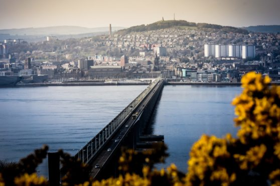 There have been calls to tackle the housing crisis in Dundee (pictured).