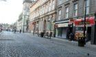Panmure Street (stock image)