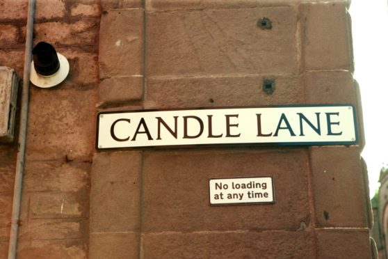 The development would be on Candle Lane