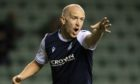 Charlie Adam in action for Dundee.