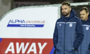 Dundee boss James McPake '100% confident' he can turn Dark Blues form around