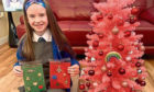 Catherine Letford has been making handmade cards in aid of Dundee Bairns.