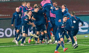 LEE WILKIE: Scotland bossed Serbs but I expect us to improve, Dundee shown difference between top-flight and Championship and perfect fixture ahead for United