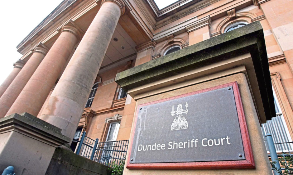 Tayside EuroMillions winner who throttled wife while screaming 'die f****** die' is jailed - Evening Telegraph
