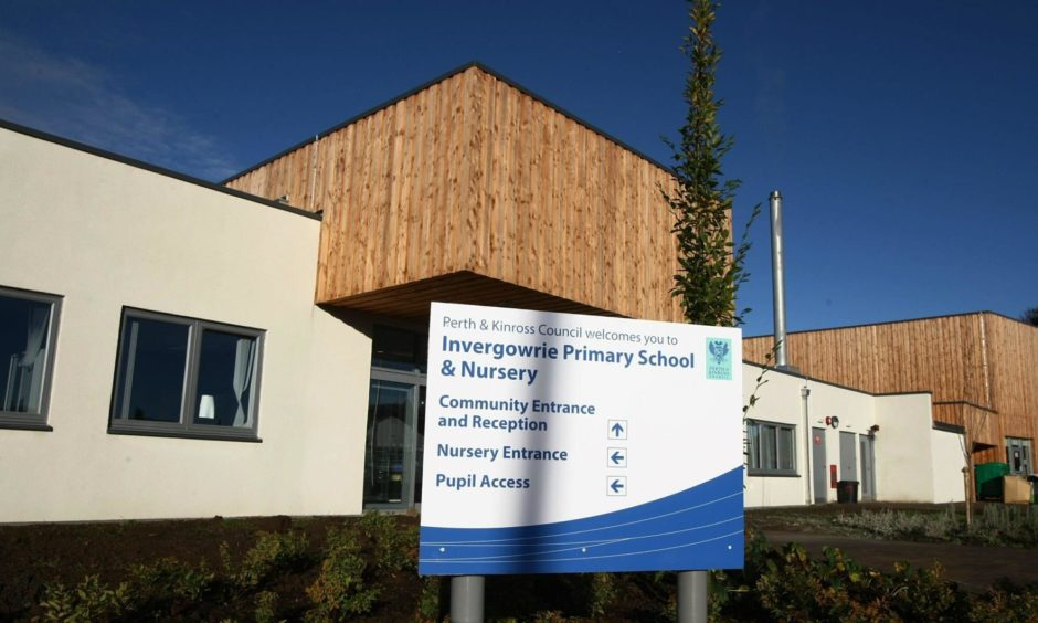 Invergowrie pupils would not be automatically eligible for a place at Harris Academy