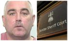 John Johnstone appeared at Dundee Sheriff Court.