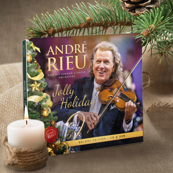André Rieu – Jolly Holiday