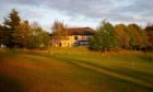 General view (GV) of the Linlathen Neurological Centre which closed last year.