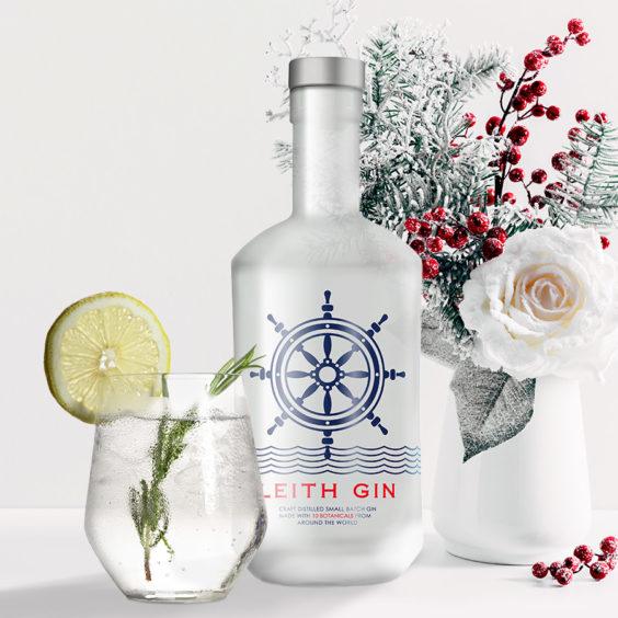 Leith Gin.