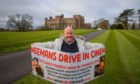 Ally Menzies will host Wee Man Drive-In at Scone Palace