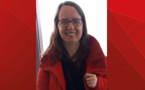 Sharon Hutchison has been reported missing from Dundee.
