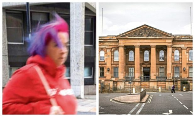 Shelley Forrester/Dundee Sheriff Court.