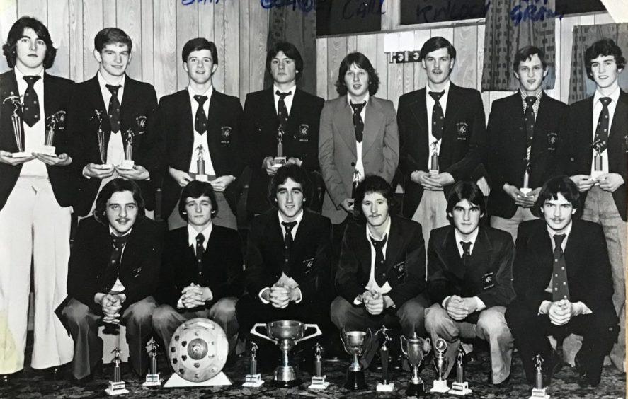 St Columba Boys Club U/18.