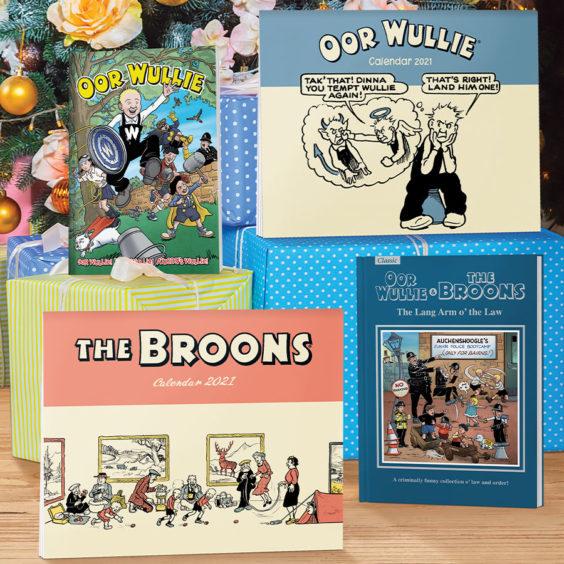 The Broons & Oor Wullie Ultimate Pack