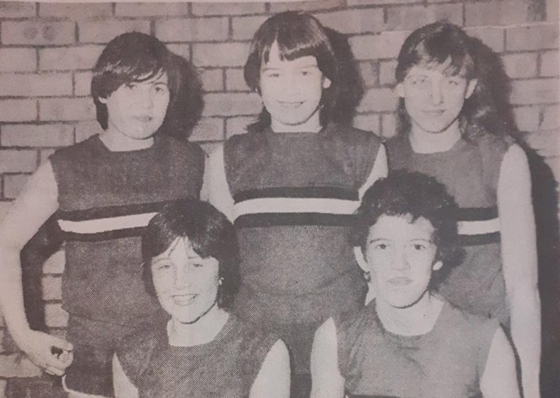 Whitfield High School team.