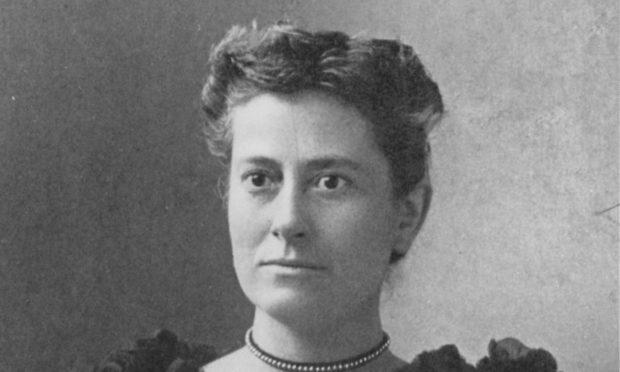 Williamina Fleming.