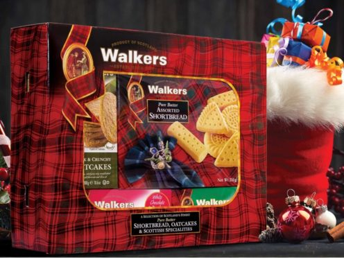Walkers Strathspey Hamper