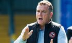 Dundee United manager Micky Mellon.