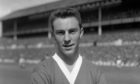 Jimmy Greaves as a youngster at Chelsea.
