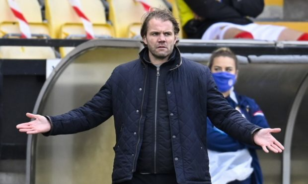 Robbie Neilson's Dundee United departure saw Malky Mackay interviewed for the hot seat.