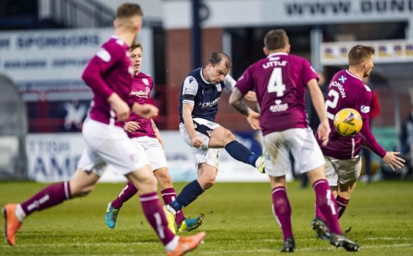 Dundee take on Arbroath on Friday night.
