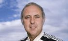 1982/1983 Dundee Utd manager Jim McLean