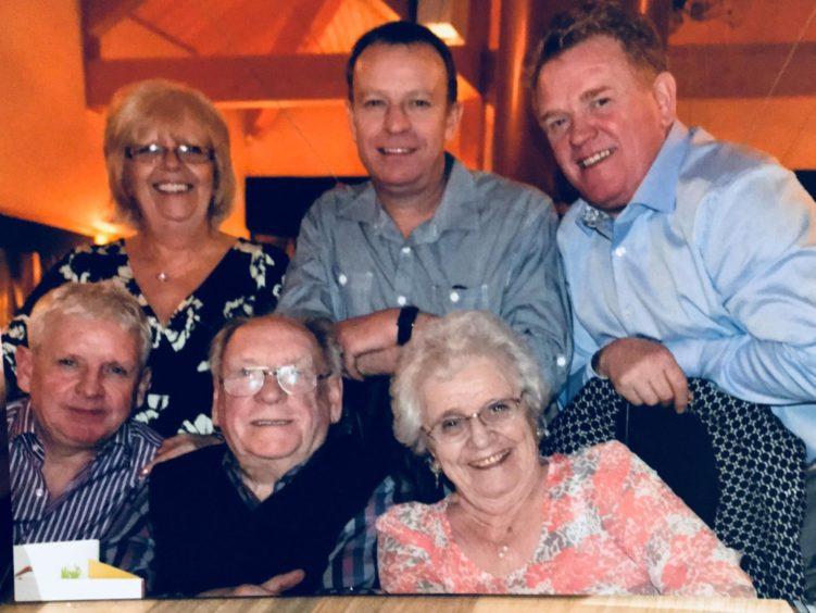 Douglas Cree family