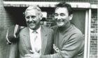 Jim McLean and Brian Clough.