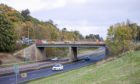 The highest speed recorded in 2020 was on the A90