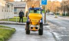 gritting Dundee