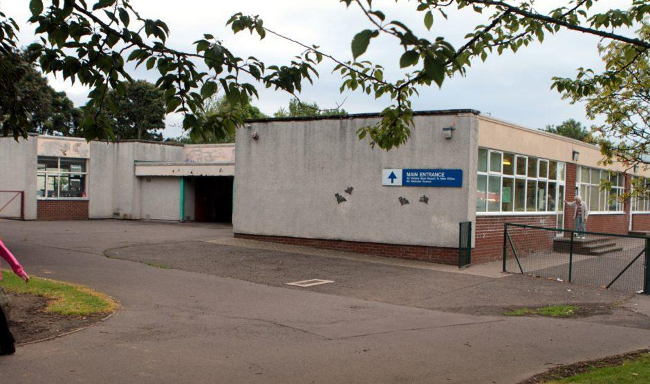 A person linked with the nursery class at Mill O' Mains Primary School has tested positive for Covid-19.
