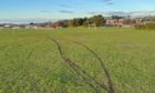Riverview pitches were vandalised at the weekend.