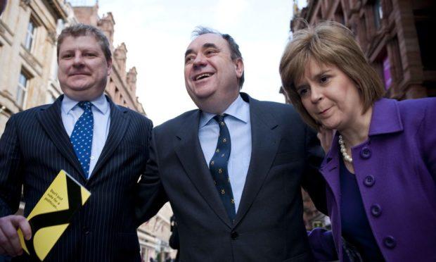 Angus Robertson Salmond inquiry