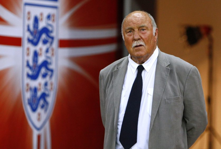Jimmy Greaves pictured in 2009.