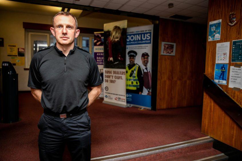 David McIntosh police Dundee