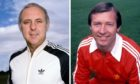 Jim McLean and Sir Alex Ferguson were great friends and rivals during their days in charge of Dundee United and Aberdeen, respectively.