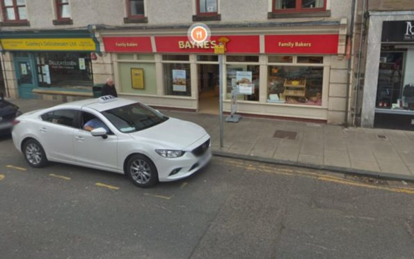 Bayne's in Broughty Ferry