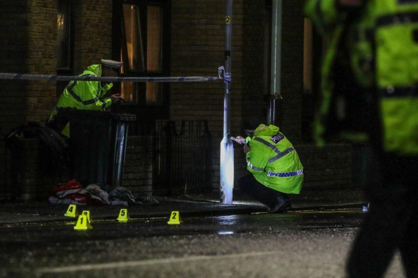 Lochee Road car crash