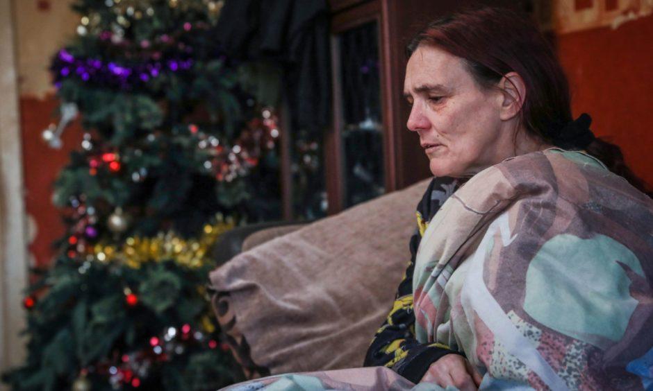 Dundee Christmas poverty