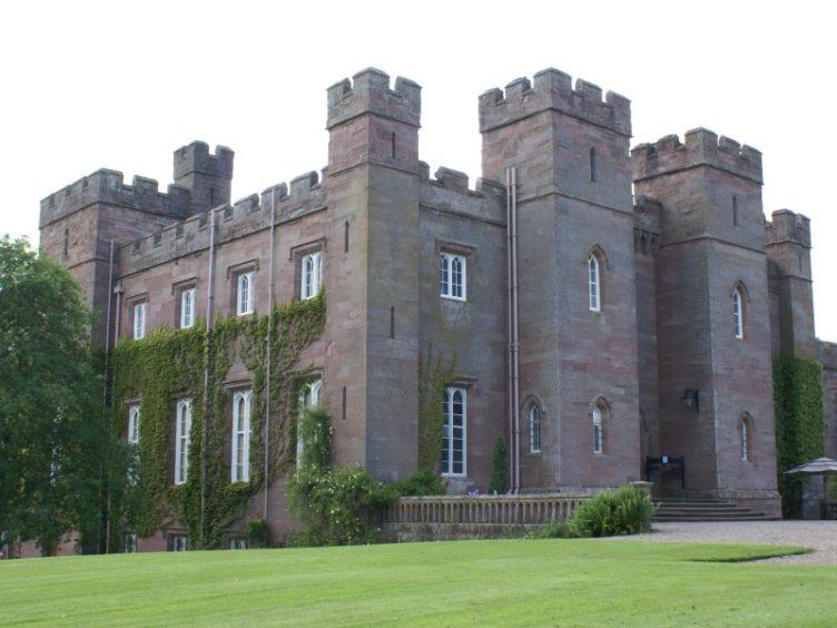 Scone Palace.
