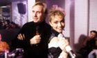 Pete Waterman and Michaela Strachan.