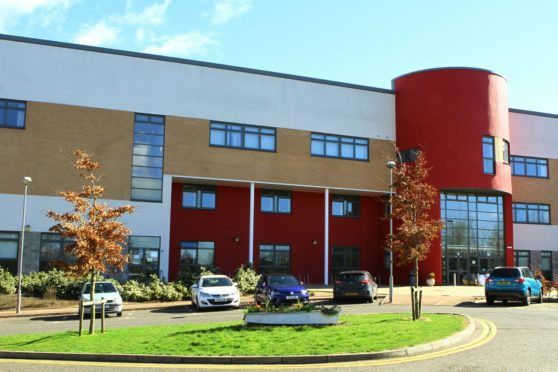Grove Academy (stock photo).