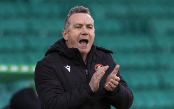 Current Dundee United boss Micky Mellon.