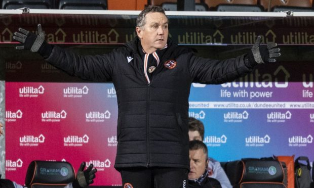 Dundee United boss Micky Mellon was frustrated after his side's poor performance against St Mirren.