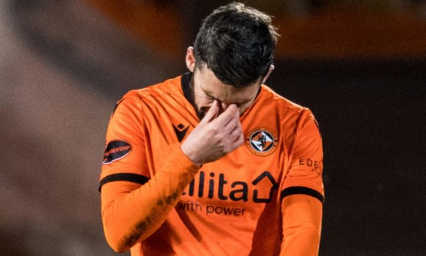 Dundee United have won just once in 11 matches.