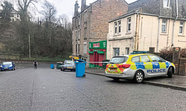 Cleghorn Street attempted murder