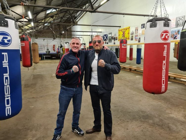 Decca boxer Dundee podcast