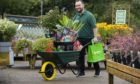A Sainsbury's food hall is opening at Dobbies Garden Centre in Monifieth.