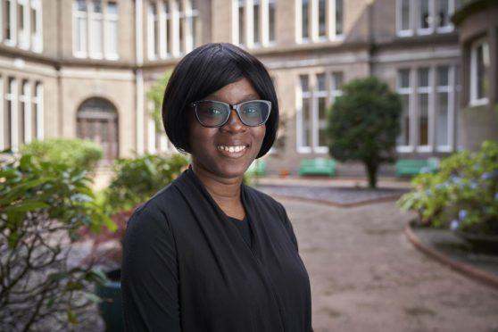 Dr Kathy-Ann Fletcher.
