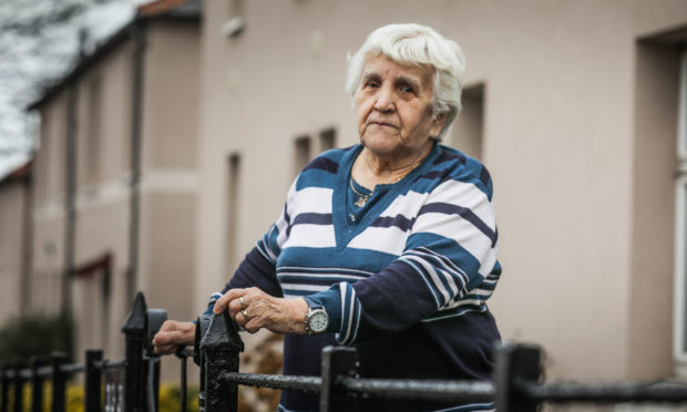 Power cuts sheltered housing